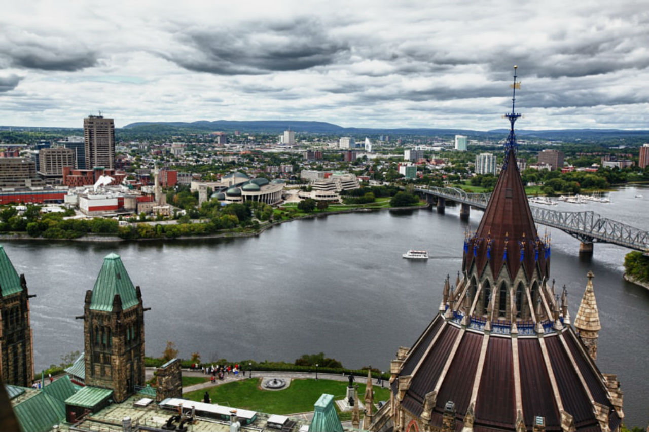 du-hoc-canada-Ottawa-city