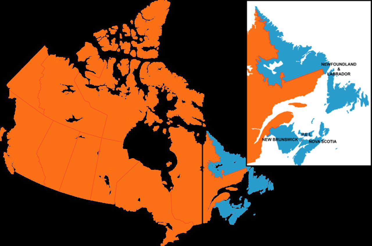 chương trình định cư Atlantic tại Canada